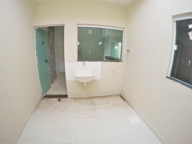 VN215 - Casa Nova com Fino acabamento no Bairro Novo Mundo - Vida Nova - Foto 18