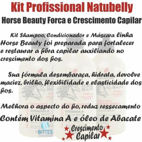 2 Kits Força e Crescimento Capilar Natubelly - Foto 5