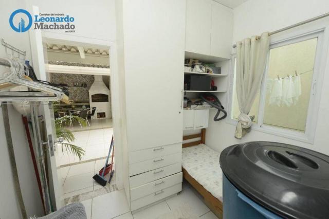 Casa com 4 dormitórios à venda, 335 m² por R$ 1.390.000 - Cambeba - Fortaleza/CE - Foto 11