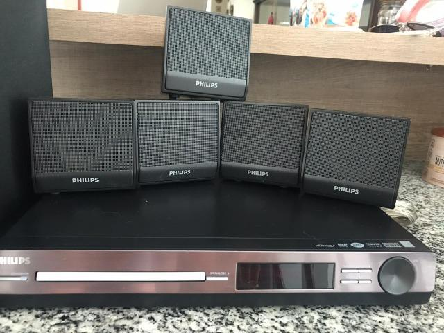 Home Theater Philips HTS3011/55 - Foto 2
