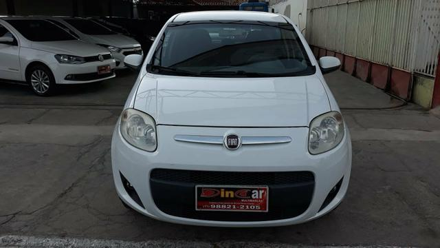 Fiat pálio atrative 1.0 2013 completo