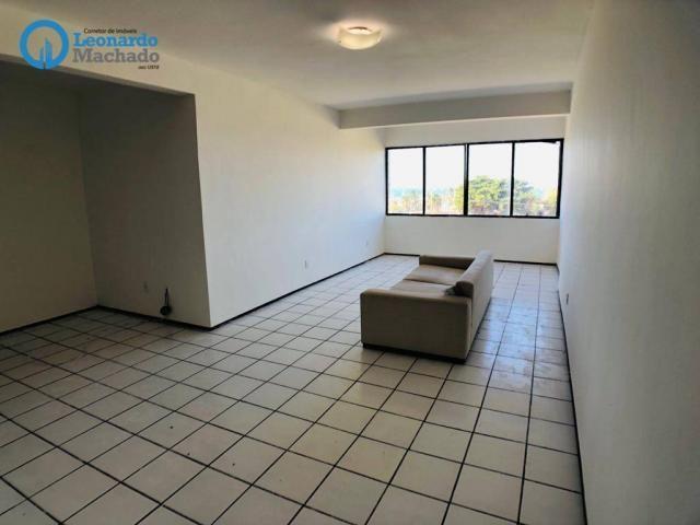 Apartamento com 3 dormitórios à venda, 155 m² por R$ 150.000 - Praia do Futuro - Fortaleza - Foto 4