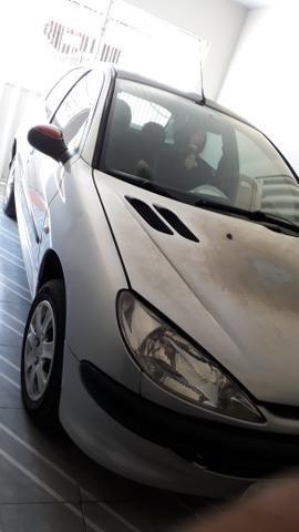 Peugeot 206 ano 2005 completo - Foto 2