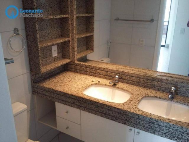 Apartamento com 3 dormitórios à venda, 150 m² por R$ 795.000 - Aldeota - Fortaleza/CE - Foto 19