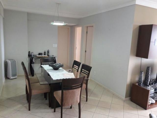 Apartamento à venda, 3 quartos, 1 vaga, grageru - aracaju/se - Foto 3
