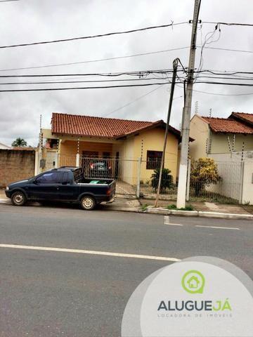 Casa de 4 quartos, residencial ou comercial, no Jardim Itália, em Cuiabá-MT.