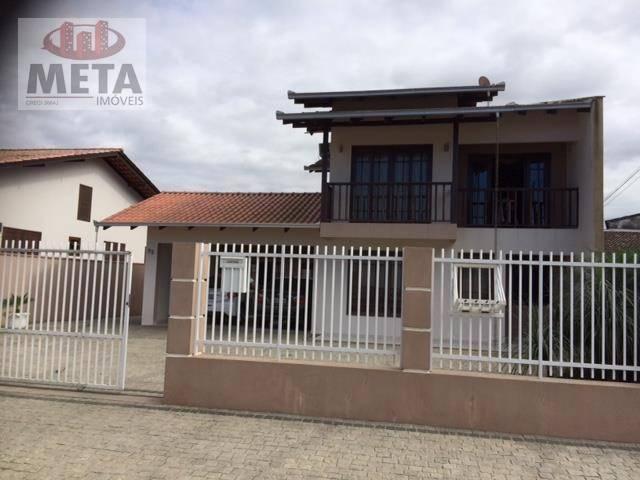 Casa com 3 dormitórios à venda, 190 m² por R$ 520.000,00 - Guanabara - Joinville/SC - Foto 2
