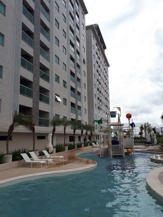 Salinas Park Resort - Baixou Quitado 1/4 todo mobiliado - COD: 2513