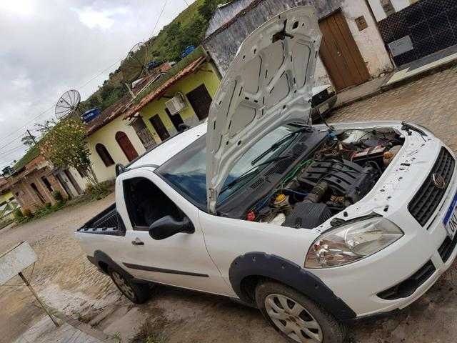 Pick-up Strada Working