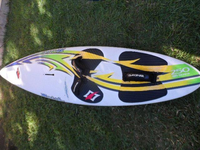 Prancha de Windsurf, JP Twinser Wave 92 litros - Foto 5