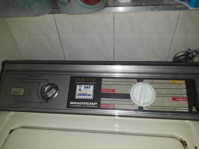 Maquina de Lavar Brastemp Grand Luxo - Foto 3