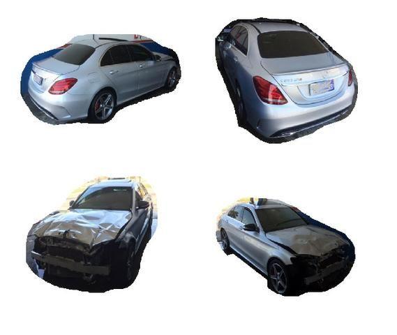 Mercedes C250 Suca Para Venda Peças Usadas