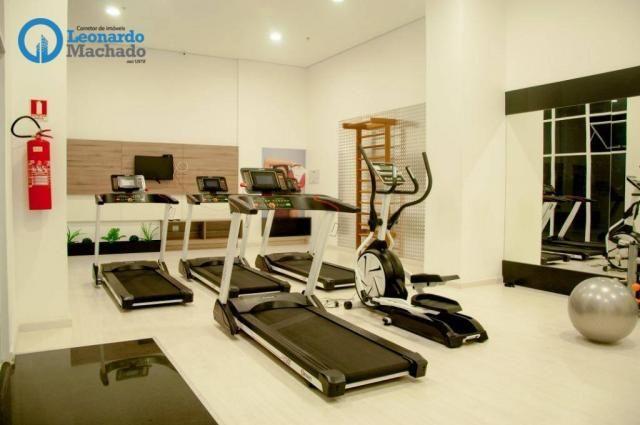 Apartamento com 3 dormitórios à venda, 78 m² por R$ 510.000 - Praia do Futuro - Fortaleza/ - Foto 18