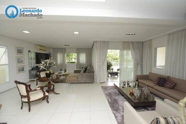 Casa com 4 dormitórios à venda, 335 m² por R$ 1.390.000 - Cambeba - Fortaleza/CE - Foto 3