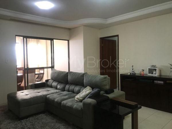 Apartamento 4 quartos, 2 suítes localizado no setor Bueno - REF: oeste29