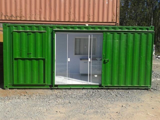 Kitnet Container - Foto 2