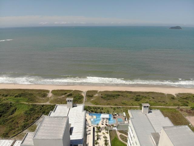 Apartamento Frente Mar, Mobiliado, 2 Quartos, Andar Alto, Balneário Piçarras - Foto 3