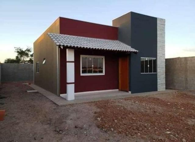 Casas em cuiabá no altos do parque . entrada parcelada 18 x .Use seu fgts na entrada