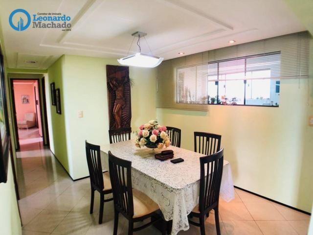 Apartamento com 3 dormitórios à venda, 153 m² por R$ 620.000 - Engenheiro Luciano Cavalcan - Foto 19