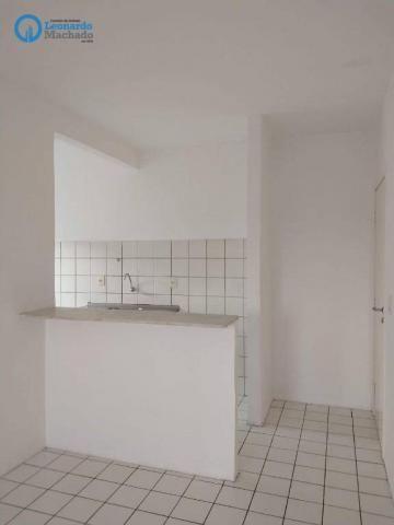 Apartamento com 2 dormitórios à venda, 50 m² por R$ 139.000 - Damas - Fortaleza/CE - Foto 5