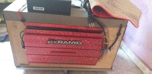 Pirâmide de 1000 watts