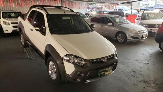 Fiat Strada  Adventure 1.8 16V (Flex) (Cabine Dupla) FLEX M - Foto 3