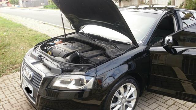 Audi a3 2.0t sportback tfsi s-tronic impecável com teto - Foto 17