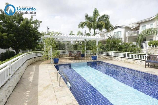 Casa com 4 dormitórios à venda, 335 m² por R$ 1.390.000 - Cambeba - Fortaleza/CE - Foto 18