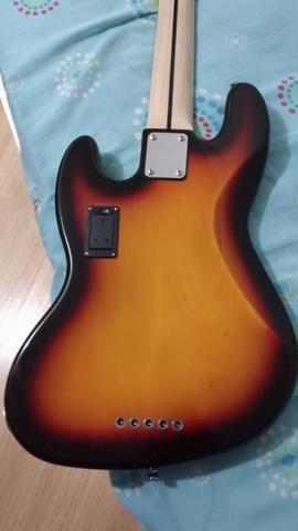 Fender jazz Bass ativo 5c - Foto 3