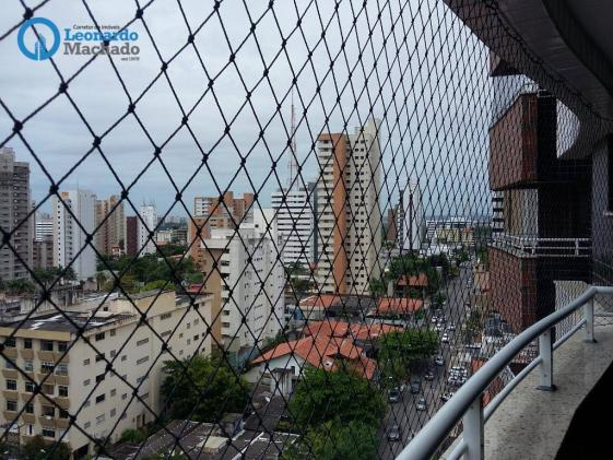 Apartamento com 3 dormitórios à venda, 150 m² por R$ 795.000 - Aldeota - Fortaleza/CE - Foto 5