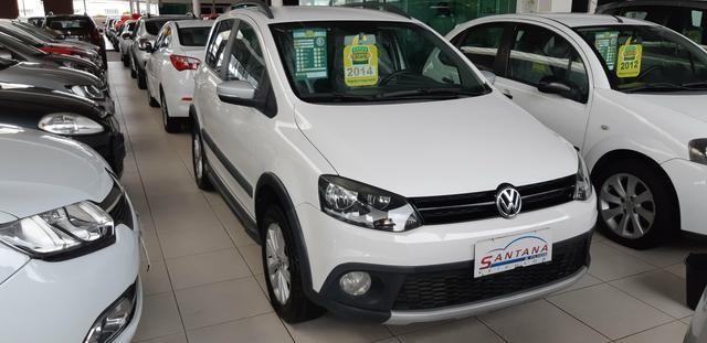 Volkswagen CrossFox 1.6 2014 41.000 km Único Dono