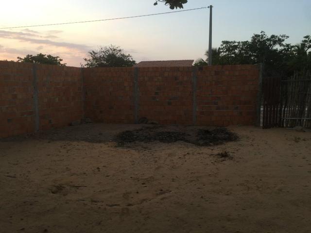 Vendo terreno em parnaiba-pi murado