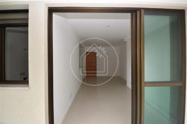 Apartamento à venda com 2 dormitórios em Rio comprido, Rio de janeiro cod:847480 - Foto 15