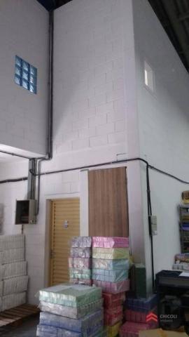 Galpão comercial à venda, residencial oásis, vargem grande paulista. - Foto 16