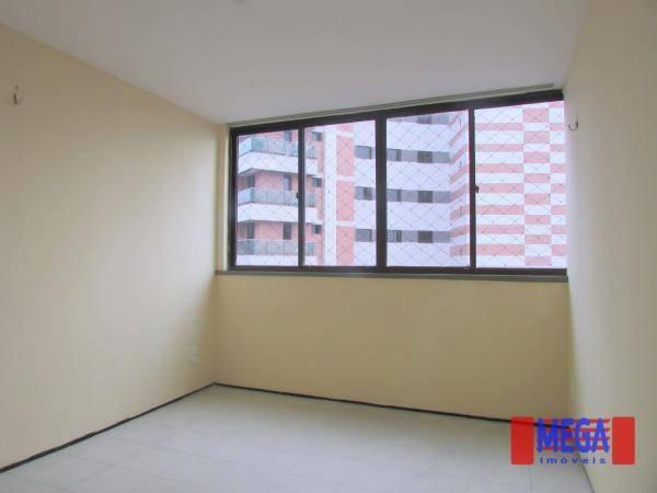 Apartamento com 2 dormitórios para alugar, 80 m² por R$ 1.700/mês - Mucuripe - Fortaleza/C - Foto 7