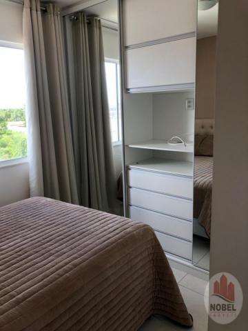 Apartamento no bairro Muchila, mobiliado, 2 quartos. - Foto 9