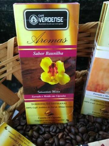 Café Verdense Trufados em Capsulas Nespresso