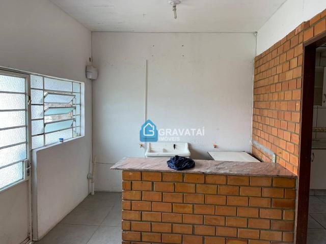 Casa com 2 dormitórios para alugar, 75 m² por R$ 900,00/mês - Salgado Filho - Gravataí/RS - Foto 4