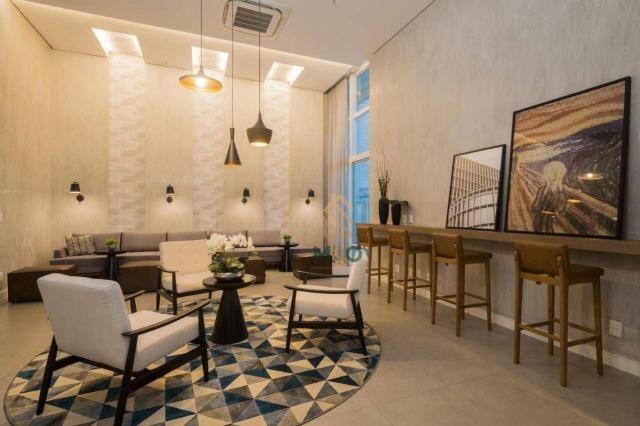 Apartamento com 3 dormitórios à venda, 90 m² por R$ 680.000 - Guararapes - Fortaleza/CE - Foto 10