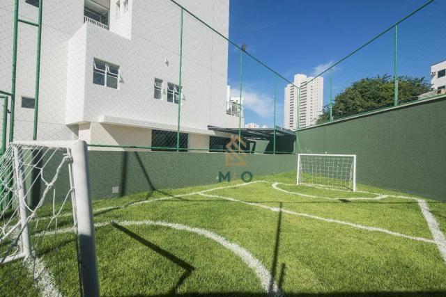 Apartamento com 3 dormitórios à venda, 90 m² por R$ 680.000 - Guararapes - Fortaleza/CE - Foto 5