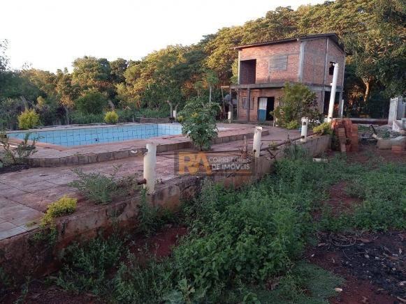 Chácara com 2 dormitórios à venda, 10000 m² por R$ 750.000,00 - Loteamento Porto Dourado - - Foto 6