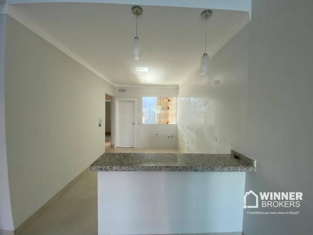 Casa com 3 dormitórios à venda, 105 m² por R$ 480.000,00 - Jardim Real - Maringá/PR - Foto 5