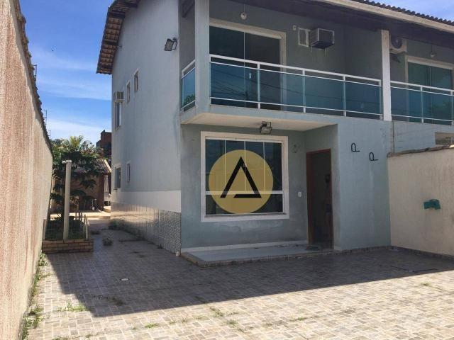 Atlântica Imóveis tem maravilhosa casa para venda no bairro Village em Rio das Ostras/RJ - Foto 2