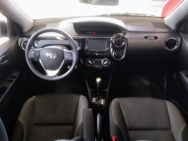 Toyota Etios 1.5 READY 16V FLEX 4P AUTOMATICO - Foto 5