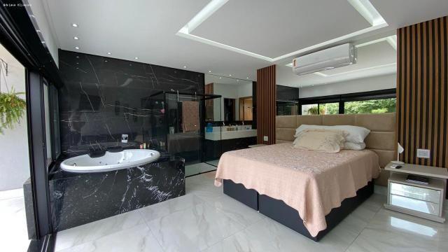 Sobrado em Condomínio para Venda em Goiânia, Residencial Goiânia Golfe Clube, 5 dormitório - Foto 11
