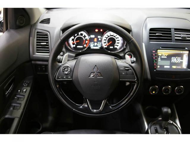 Mitsubishi ASX 2.0 4WD CVT Aut - Foto 8