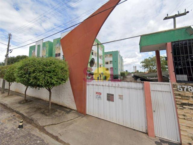 Apartamento à venda, 57 m² por R$ 169.000,00 - Uruguai - Teresina/PI