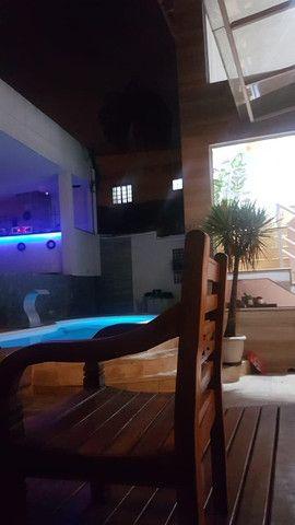 Casa a venda com piscina e área gourmet próximo ao park shopping - Foto 3