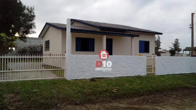 Casa com 3 dormitórios à venda, 85 m² por R$ 160.000,00 - Zona Nova Norte - Balneário Arro - Foto 3