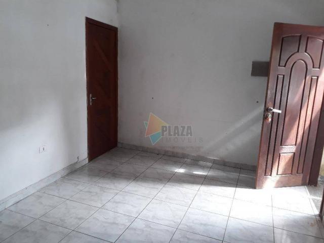 Casa com 3 dormitórios para alugar, 90 m² por r$ 2.000/mês - canto do forte - praia grande - Foto 9